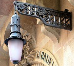 Sabadell _ Art nouveau - Barcelona