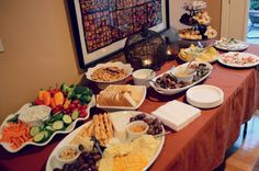 I hosted a fall open house and I was looking for good appetizer recipes. I had dips, cheese platters, veggie platters, flatbread pizzas – but I wanted another protein that would taste great a… Party Platters, Party Buffet, Veggie Platters, Cheese Platters, Sausage Platter, Open House Parties, Breakfast Pictures, Paleo Honey, Christmas Open House