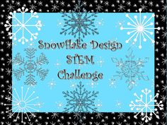 There are millions of different snowflake designs. In this STEM challenge, students use the Engineering Design Process to create as many snowflakes as they can using toothpicks and mini marshmallows. How many snowflakes different snowflakes can your class create?***Includes a link to a video on snowflakes****Materials per group:mini marshmallowstoothpicks