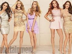 Finally, The Mean Girls Reunion We've All Been Waiting For
