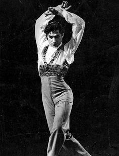 Antonio 'El bailarín'.