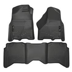 Nylon Carpet Black Coverking Custom Fit Floor Mats for Chevrolet Sonic
