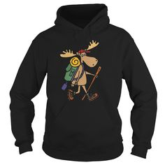 Best FUNNY #HIKING MOOSEFRONT Shirt, Order HERE ==> https://www.sunfrog.com/Hobby/122983506-665983392.html?47759, Please tag & share with your friends who would love it, #christmasgifts #renegadelife #jeepsafari  #hiking food, hiking camping, hiking essentials  #legging #shirts #tshirts #ideas #popular #everything #videos #shop