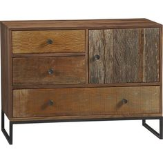 Atwood Chest in Dressers & Chests | Crate and Barrel