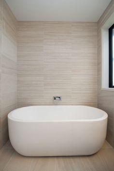 Sit and soak. time for a bath? Upstairs Bathrooms, Living Area, Bungalow, Architecture Design, House Design, Bathtubs, Home Decor, Ideas, Bath