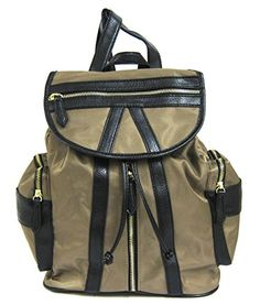 Madden Girl MGCHASER Backpack by Steve Madden Natural *** Check this awesome product by going to the link at the image.