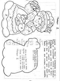Moldes y Tutorial para hacer hermosos porta cubiertos navideños ~ Haz Manualidades Christmas Ornament Template, Ornament Pattern, Christmas Templates, Felt Christmas Ornaments, Christmas Art, Handmade Christmas, Christmas Decorations, Christmas Stockings, Chicken Quilt