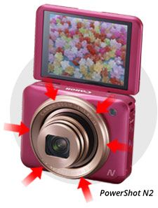 martphone snaps are so last season. With the latest Canon PowerShot series you can take pictures on the go and upload them instantly on social media using Wi-Fi without having to worry about blurry pictures and low lighting