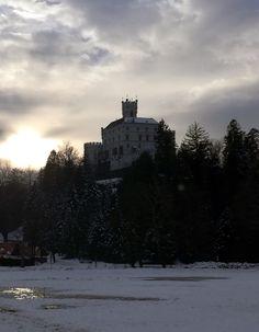 Per la prima volta, da quando ci siamo sposati, io e mio marito abbiamo deciso di andare a festeggiare il Capodanno all'estero e abbiamo prenotato un albergo in Croazia e più precisamente a Trakoscan.