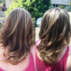 Cinnamon Hair Color With Blonde Highlights - Viewing Gallery