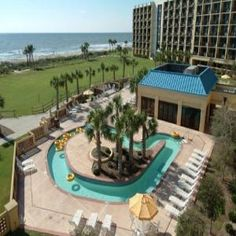 awesome resort, most private beach at the Grand Strand~