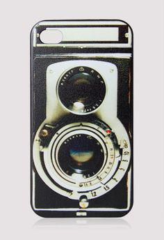 Vintage Camera Cellphone Case for Iphone4/4s
