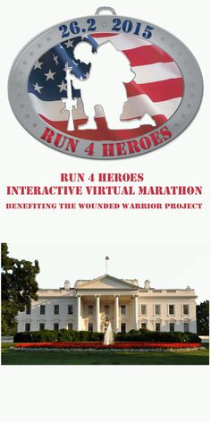 This Virtual Race will benefit the Wounded Warrior Project. The Wounded Warrior Project® is a non-profit that serves veterans and service members