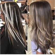 These balayage short hair truly are stylish. These balayage short hair truly are Brown Hair Balayage, Hair Color Balayage, Auburn Balayage, Balayage Highlights Brunette, Haircolor, Balayage Diy, Highlights On Brunettes, Balayage Hair How To, Partial Balayage Brunettes