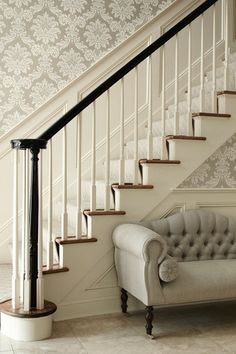 1000 Images About Hallway Wallpaper On Pinterest