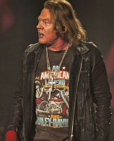 Axl Rose - Not in this life time tour 2017