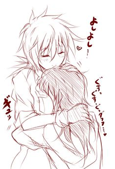 Alucard x Seras... Don't ship it, but like the style