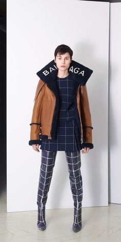 BALENCIAGA Jacket D The Bombardier f