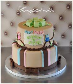 - Gender Reveal Cake