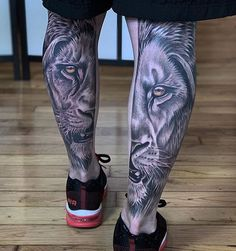 [New] The 10 Best Art Today (with Pictures) Leg Tattoo Men, Grey Tattoo, Lion Tattoo, Leg Tattoos, Arm Band Tattoo, Sleeve Tattoos, Cool Tattoos, Tatoos, Future Tattoos