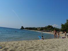 Greece, Sithonia, Lagomandra beach