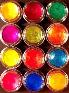 Art Watercolor Paints Twinkling H2O'S Luminarte 12 Pack Colourarte Kit #1251