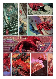 A page from Veil#3