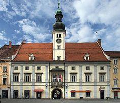 The Maribor Town Hall