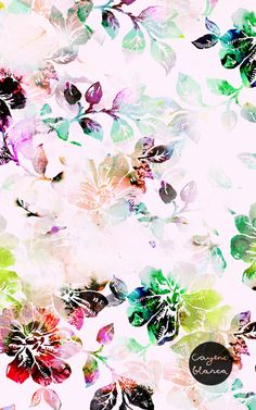 #print #pattern #textiles #flowers #digital #textures #flowers
