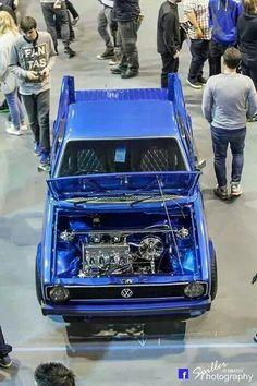 Beautiful mk1 caddy mini!