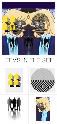 """IN TAIWAN/AFTER TAIWAN # 231"" by harrylyme ❤ liked on Polyvore featuring art"