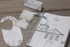 Missal: conjunto de papelaria - Foto Divulgação Wedding Ideas, Stationary Set, Gifts, Timeline, Screenwriting