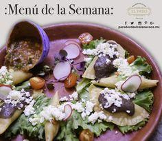 """Color, Sabor y Tradición de Oaxaca en nuestro Restaurante """"El Patio"""" / Color, Flavor and Tradition of Oaxaca in our Restaurant """"El Patio"""""""