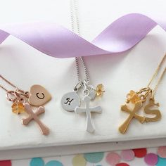 A silver, rose gold or gold birthstone cross pendant necklace is a lovely personalised charm jewellery gift for a November birthday Gemstone Bracelets, Gemstone Necklace, Crystal Necklace, Pendant Necklace, Topaz Jewelry, Charm Jewelry, Jewelry Gifts, Jewellery, Birthstone Charms
