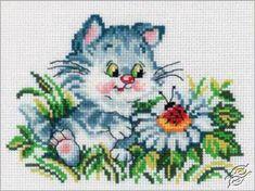 Let's Make Friends! - Cross Stitch Kits by RTO - C153