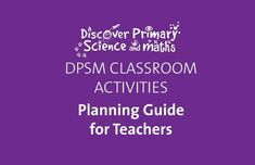 Discover Primary Science and Maths | Science Foundation Ireland Education Sites, Science Education, Science And Technology, Primary Science, Primary School, Science Week, Summer Courses, Math Workshop, Science Resources