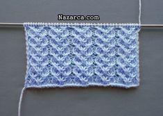 Knitting Stiches, Knitting Videos, Lace Knitting, Baby Knitting Patterns, Knit Crochet, Crochet Patterns, Crochet Hats, Knit Baby Dress, Baby Boys