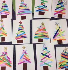 크리스마스 다양한 미술 만들기 그리기 수업