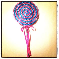 Bling Bling Rhinestone Lollipop Wands by lillollipopsdesigns, $15.00
