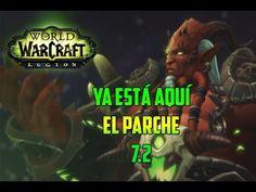 World of Warcraft | DK FROST - YA ESTÁ AQUÍ EL PARCHE 7.2 - CINEMÁTICA, MISIONES, PODER DE ARTEFACTO