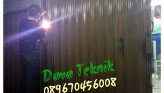 Tukang servis rolling door folding gate murah jakrta