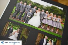 MMC Photography wedding albums