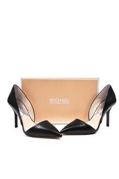 MICHAEL KORS SHOES PUMPS Put Offer Sz. 7 Woman Promo 40R5JUHP1L-1 in Clothes, Shoes & Accessories, Women's Shoes, Heels   eBay