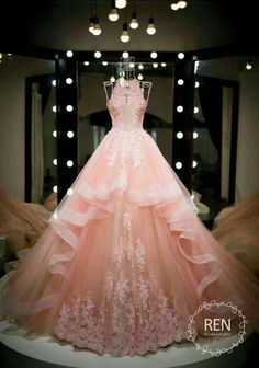 Cute Dresses For After Prom Cute Prom Dresses, Ball Dresses, Pretty Dresses, Homecoming Dresses, Wedding Dresses, Pink Ball Gowns, Wedding Bridesmaids, Sparkly Dresses, Ball Gowns Prom