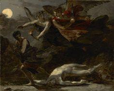 Pierre-Paul Prud'hon, Justice and Divine Vengeance Pursuing Crime, c.1805-1806