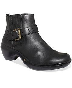 Easy Spirit Cavero Booties - Boots - Shoes - Macy's