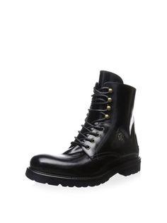 Roberto Cavalli Men's Gordon Lace-Up Boot at MYHABIT
