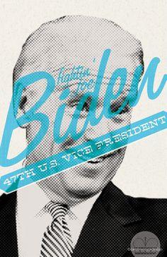 Fightin' Joe Biden  © Caroline Royce Design