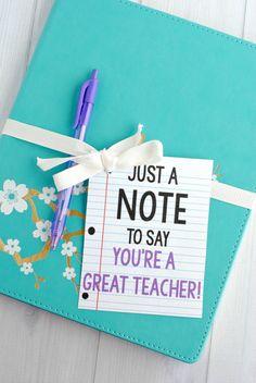 15 Awesome Teacher Appreciation Gift Ideas