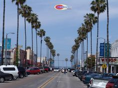 The strip in my home town....oh my....how we ran this street as kids...wayyy too much trouble.